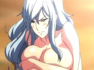 Enorme Titted Hentai Babe Fica Fodido Por Cara De Demônio Porn