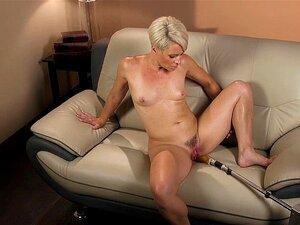 Máquina De Sexo Loiro A Solo Porn
