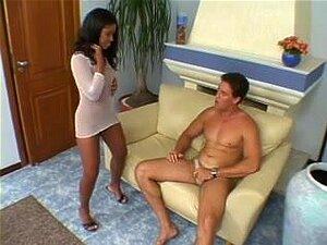 Babe Brasileiro Preto Batendo Antes Facial, Slut Teen Brasileiro Usava Meias Arrastão De Corpo Inteiro Para Fazer Seu Amante Excitado. O Filho Da Puta Comeu A Cadela Realmente Difícil E Veio Na Cara Dela. Porn