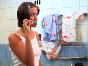 Teens Banheiro Foder Porn