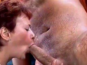 Idoso Recebe Uma Porra De Carne, Porn