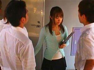 Rapariga Japonesa Excitada Com Mamas Pequenas, Vídeo Do BDSM JAV Porn