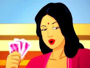 Soberbo Vídeo De Sexo De Desenhos Animados Indianos Porn