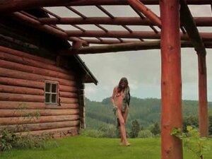 Filme Chocante De Arte Por Trás De Uma Casa De Campo Porn