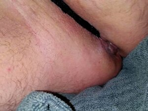 ORGASMO ANAL ESCANCARADO NA CALCINHA DE RENDA Porn