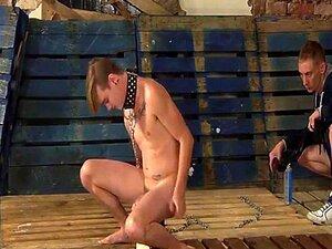 Escravo Brinquedo Skyler Brincando Com Seu Rabo E Amando Um Vibrador Enorme Porn