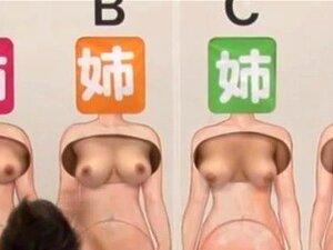 Show De Jogo Bizarro Sexo Estranho Asiáticos Com Cara Comendo Buceta Porn