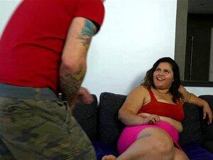 A Latina BBW Faz Um Broche à Bruta. Esta Grande Mãe Latina Leva Com A Garganta áspera E Fica Desleixada Com O Sr. Pete Cock. Porn