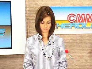 Facial Na TV Notícias Ao Vivo Porn