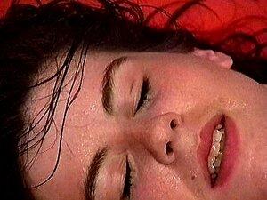 Garota Cunted E Close-up Cumshot Porn