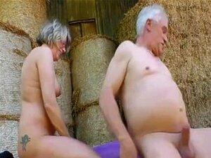 Avozinhas Alemãs Amadoras Ao Ar Livre Porn