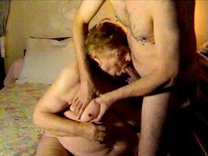 Avó Caseira De 75 Anos.) Porn