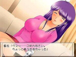 Busty Hentai Cutie Abre Suas Pernas Sexy Para Um Poste Duro Porn