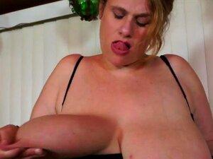 Grande Mulher De Peitos De SEEKBBW.NET Gastou Todo O Dinheiro Porn
