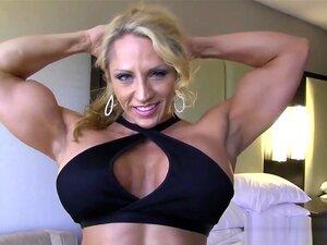 Pec Bouncing Blonde FBB Tishalicious T. C. P. Tish Sheldon, Porn