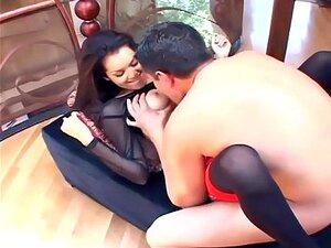 Sexo Em Saltos Stiletto E Uma Liga Porn