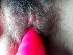 Minha Esposa Peluda Com Um Vibrador Porn