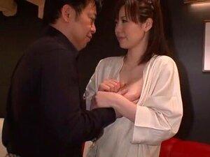 Garota Japonesa Incrível No Exótico Amador, Cunnilingus JAV Vídeo Porn