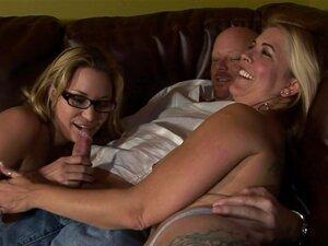 Kelly Skyline, Joclyn Stone No Concurso De Brochista De Mãe E Filha, Cena # 09, Porn