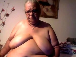 Grandma_striks Dilettante Record On 07/04/15 23: 24 From Chaturbate, Porn
