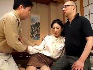 Horny Japanese Model Marina Matsumoto In Fabulous Cuckold, Cunnilingus JAV Cena, Porn