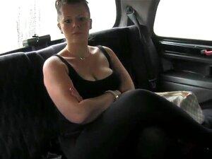 Creampied Amador Gordo No Táxi Falso Porn