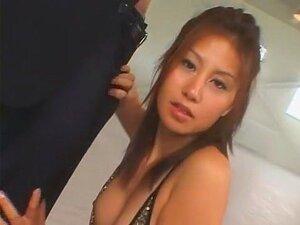 Incredible Japanese Model Nana Nanami In Exotic Blowjob, Facial JAV Movie Porn