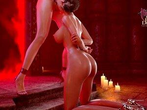 Bloodlust: Cerene Royal Descent Preview 3D Futanari Girl With A BIG Dick Porn