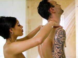 Massagem Nuru Com Katya Rodriguez Hardcore Fodendo Para O Fim-Katya Rodriguez, Alex Legend Porn
