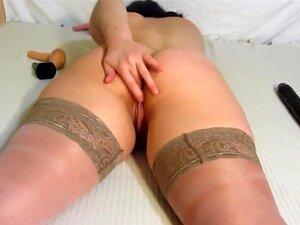 Meu Orgasmo Anal Com Grandes Brinquedos Porn