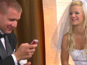 Casamento Vestido De Noiva Pussylicked Joga O Jogo Porn