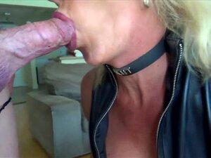 Shemale De Cabedal Vadia Apresento-te O Papá Grande Dick Porn