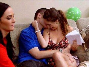 Maduras Sessão Trio De Bianca Brisa Com Casal Adolescente Porn