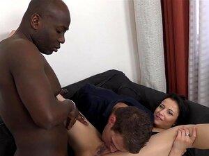 Corno Goza Esposa Elisa Tendo Um BBC Porn