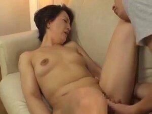 Mãe Japonesa 80, Mãe é Fodida Por Filho Do Amigo Porn