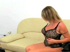 Amor Maduro Porra No Sofá De Couro Porn
