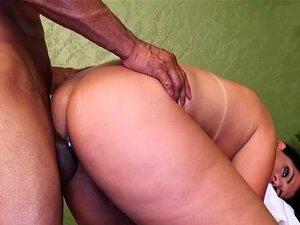 Big Booty Tranny Fodes Black Cock Porn