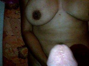 Mulher, Vibrador, Gozada Nos Peitos De índio 36DD Porn