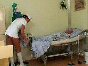 Vovô Fode Enfermeira Vadia Quente Porn