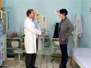 Babe Busty Exame De Médico Ginecologista Perversa Rita Porn