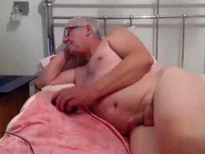 Avô Cum Na Webcam 1, Porn