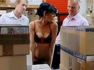 British Lena Dupla Penetração No Trabalho Porn