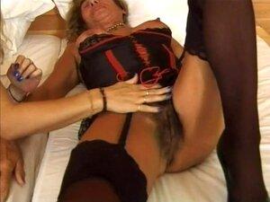 Vovós Alemãs Trabalham No Jovem Pinto Porn