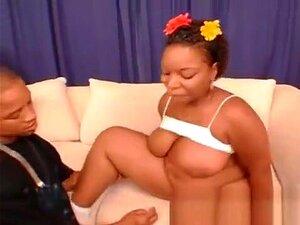 Boquete De Espólio De Bunda Enorme Preta Após Badonkadonk Exposto, Porn