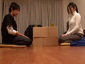 Rapariga Japonesa Excitada Num Filme Incrível Do Job JAV Porn