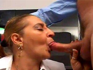 Madura Vadia Espanhol Fodida Rígido Na Bunda Porn