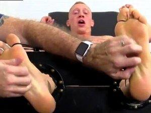 Gay Porno Futebol Masculino feet33.com Cristian Fez Cócegas No The Cócegas Porn