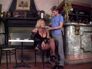 Beleza Trans Cumming Após O Parafuso, Porn