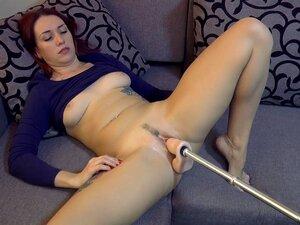 Relaxamento Fantástico Com Uma Máquina Porn