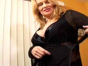 Clássico Madura Peituda Cougar Porn